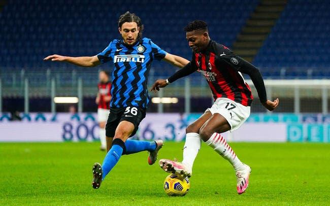 Italie : L'Inter sort le Milan AC dans un match chaud