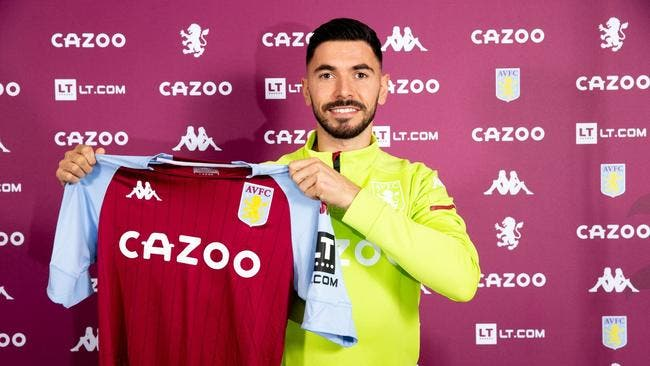 Officiel: Morgan Sanson quitte l'OM pour Aston Villa