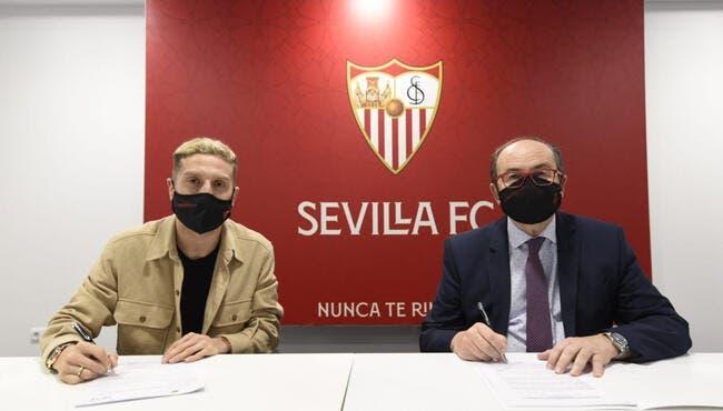 Officiel : Papu Gomez signe au FC Séville