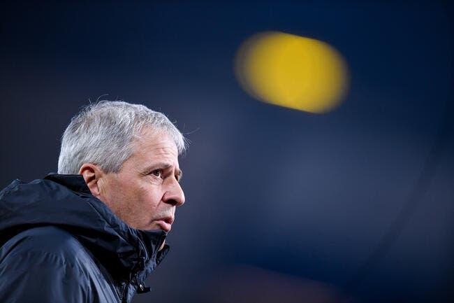 OM : Longoria veut Lucien Favre au plus vite à Marseille !