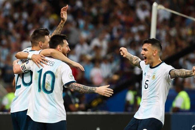 PSG : Paredes, l'agent secret qui travaille Messi au corps