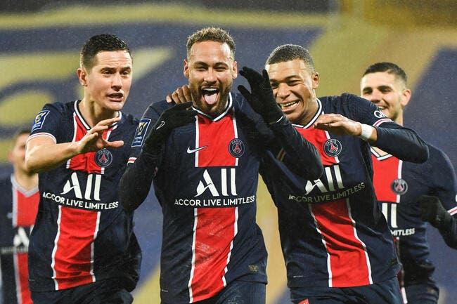PSG : Mbappé et Neymar, c'était le Club Med avec Tuchel
