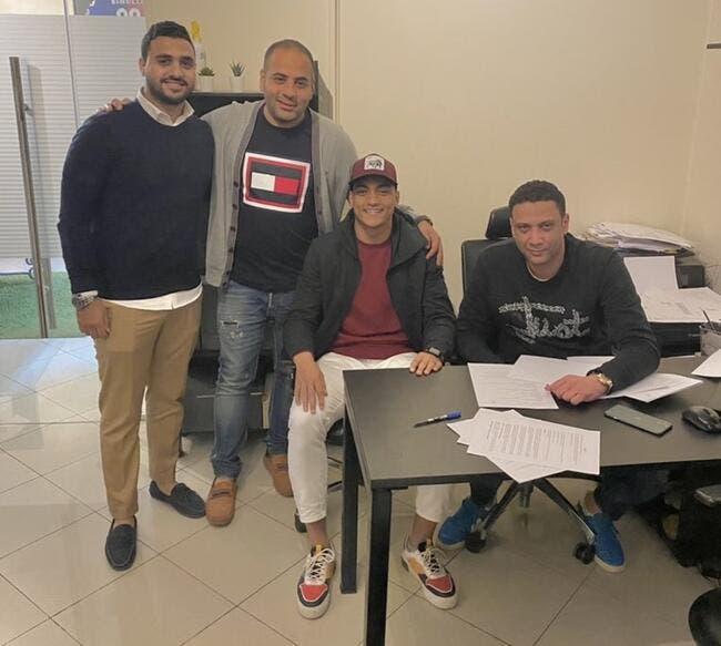 Officiel : Proche de l'ASSE, Mostafa Mohamed signe à... Galatasaray