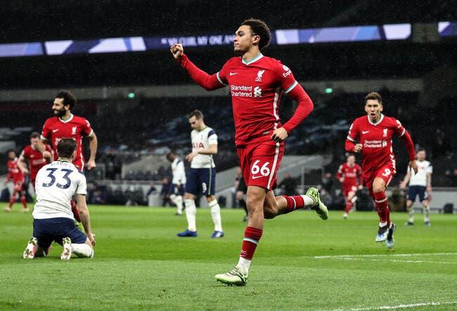 PL : Liverpool se relance à Tottenham