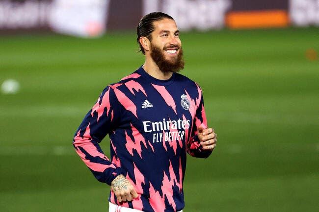 PSG : Un salaire de dingue sur trois ans, Paris craque pour Ramos !