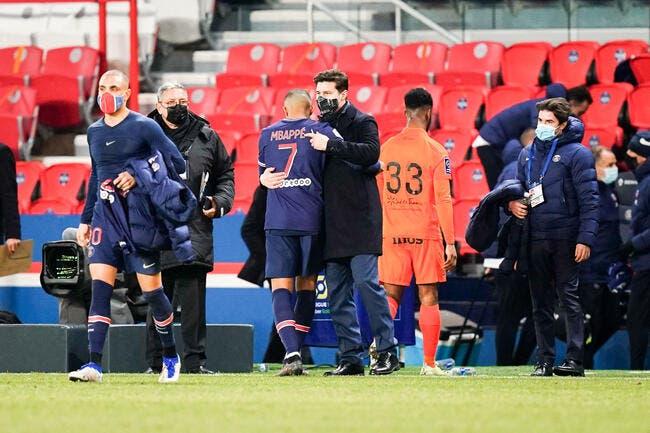 PSG : Mbappé et Messi, Pochettino brise le silence