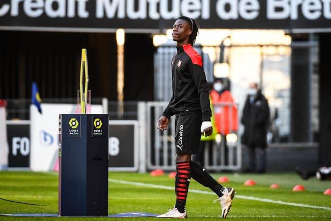 SRFC : Camavinga compte prolonger à Rennes !