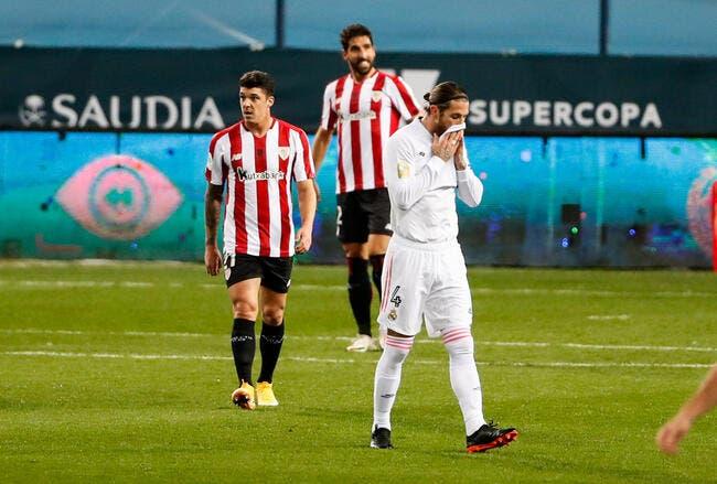 PSG : Sergio Ramos à Paris, le Real lui envoie un missile