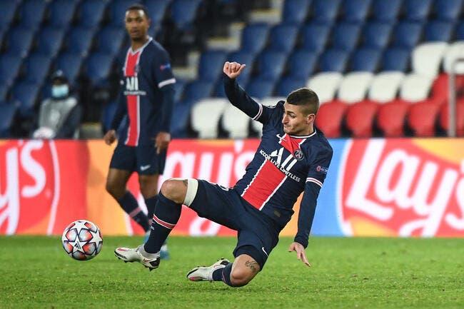 Marco Verratti et Abdou Diallo testés positifs à la covid-19 — PSG