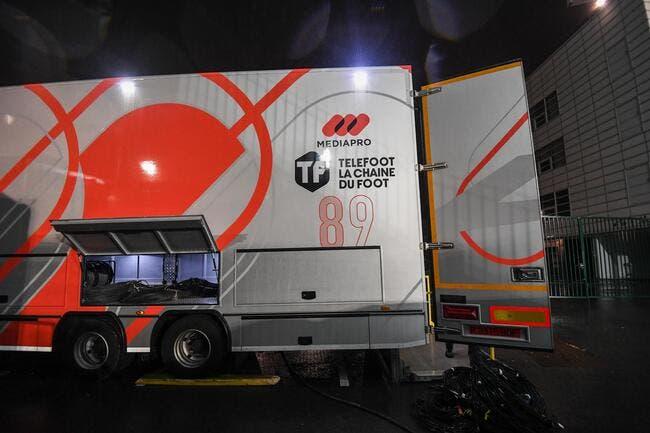 TV : Téléfoot diffusera OM-PSG, la LFP a trop peur