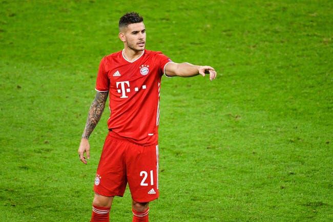 Bayern Munich : Lucas Hernandez menace de claquer la porte !