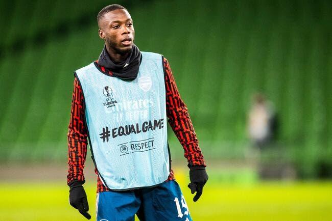 Ang : Nicolas Pépé de retour en Ligue 1, l'idée choc