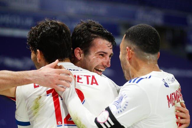 OL: Le PSG et Lille trop forts, Lyon s'écarte de la course au titre