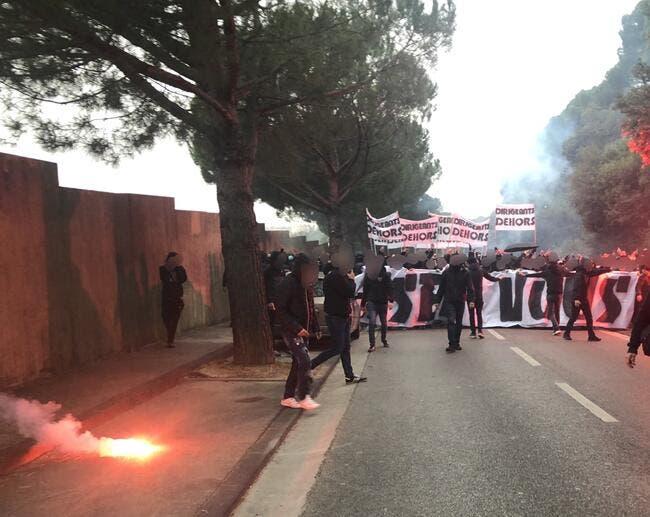OM : Emeute à La Commanderie, c'est le feu à Marseille