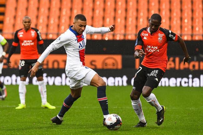 L1 : Stupeur, le PSG perd sa première place à Lorient !