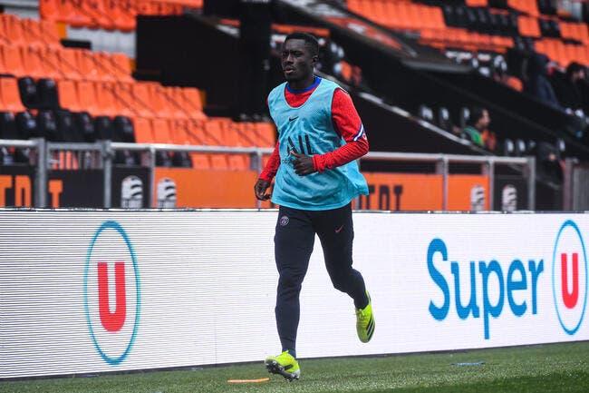 PSG : Idrissa Gueye prêté, Leonardo dit banco !