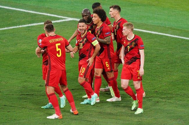 Euro : De Bruyne et Hazard en demies, la Belgique fait le buzz