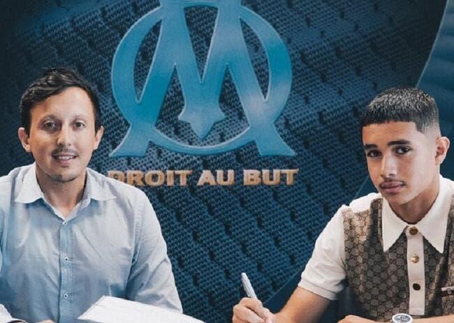 Officiel : Aylan Benyahia-Tani signe pro à l'OM
