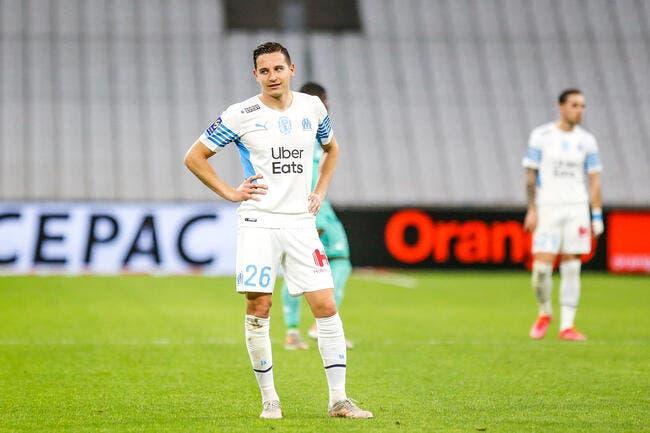 OM : Marseille, Thauvin n'en pouvait plus