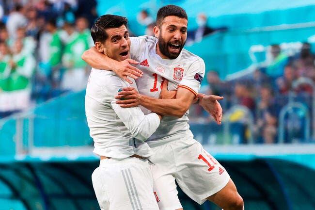 Euro : L'Espagne passe aux tirs au but