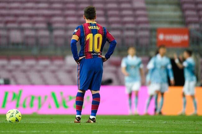 PSG : Lionel Messi est libre, Al-Khelaïfi comme un fou ?