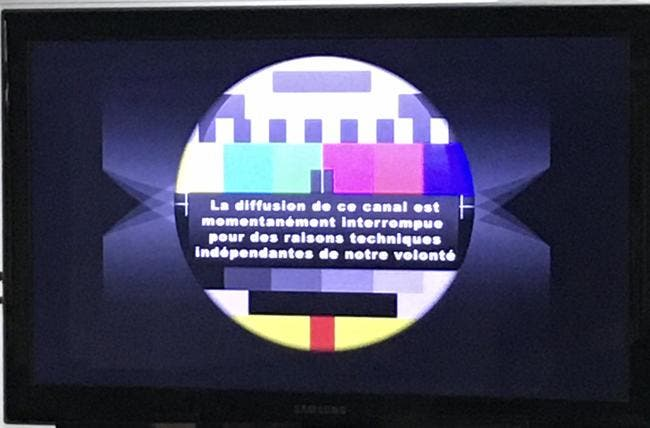 Angleterre-Ukraine, une panne sur TF1 et BeInSports