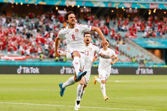 Le Danemark dans le dernier carré, direction Wembley !