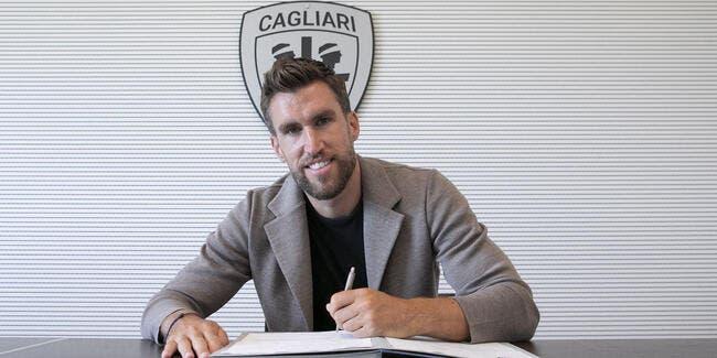 OM : Strootman prêté à Cagliari, c'est signé