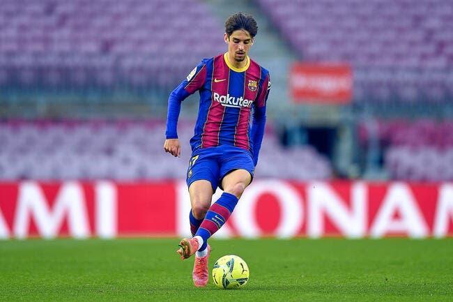 Officiel : Trincao prêté par le Barça à Wolverhampton