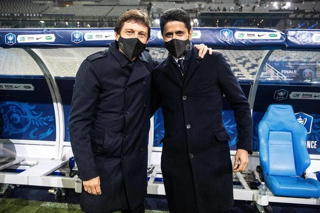PSG : Leonardo viré ? Le Qatar en alerte rouge