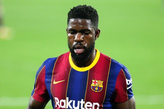 Esp : Umtiti viré comme un chien par le Barça