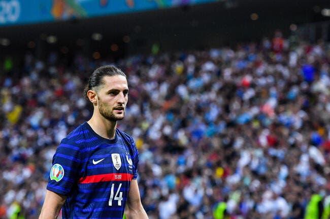 Ita : La Juve prend une décision pour Rabiot