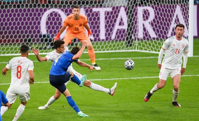 L'Italie arrache son ticket en finale !