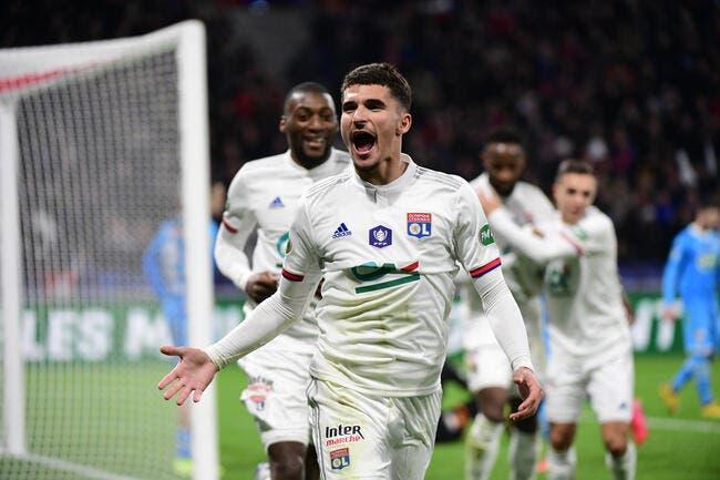 OL : Houssem Aouar déjà au clash avec Lyon ?