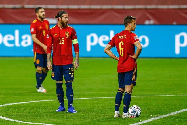 PSG : Même cramé, Sergio Ramos c'est génial