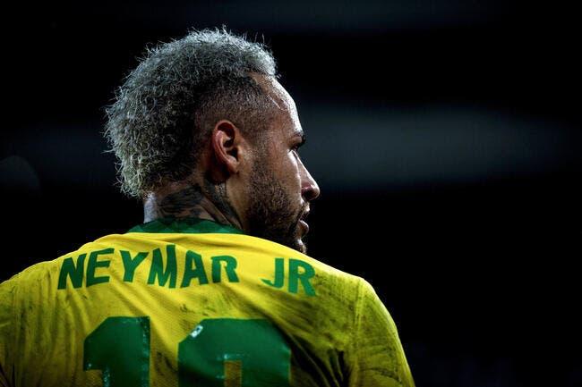PSG : Neymar épinglé, son attitude choque