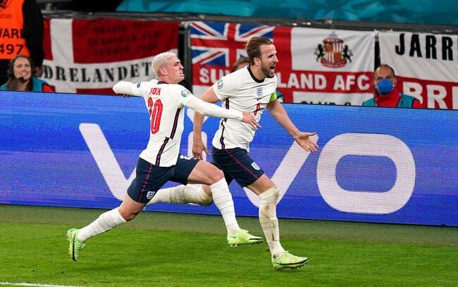 L'Angleterre en finale, un penalty cadeau fait la différence !