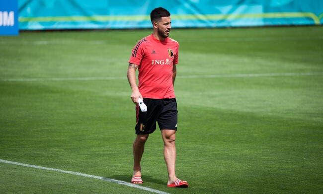 Hazard plus cher que Neymar, le désastre belge
