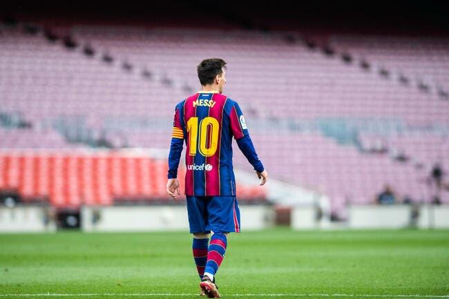 Mercato : Messi après Sergio Ramos, le PSG est chaud