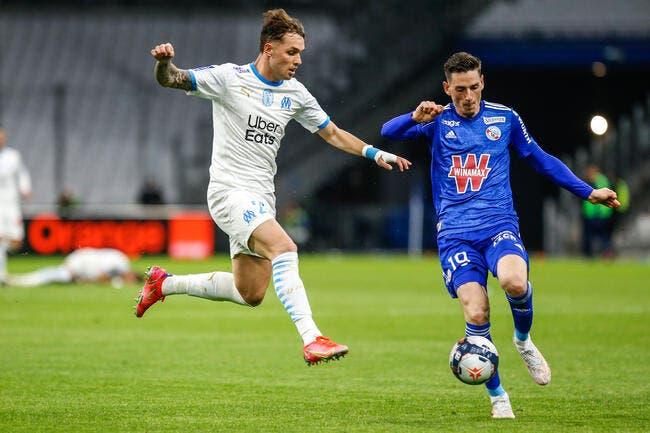 OM : Marseille l'oublie, il passera de Tokyo à Strasbourg