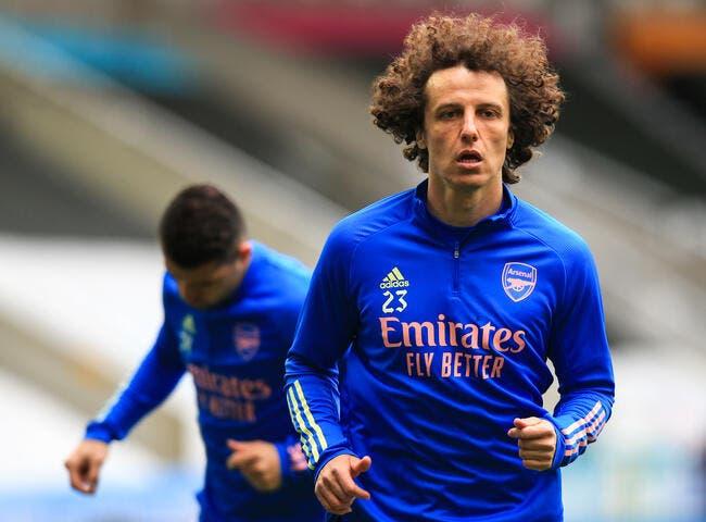 OM : David Luiz insiste pour venir à Marseille