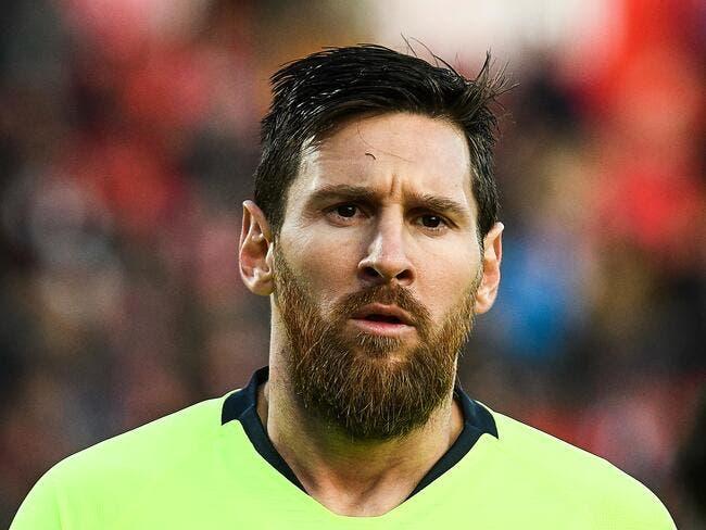Barcelone : Il faut 200ME pour garder Lionel Messi !
