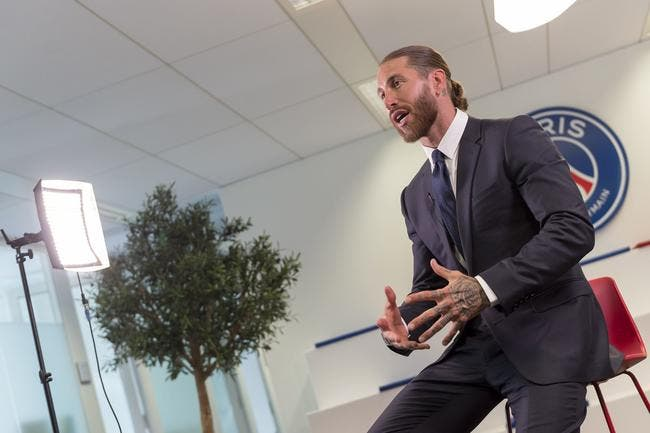 PSG : Sergio Ramos veut sa 5e Ligue des champions