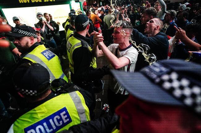 Euro 2021 : Des fans anglais sont vraiment entrés sans ticket