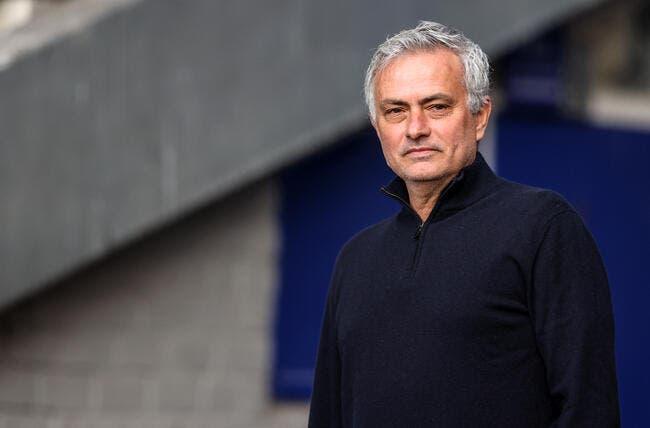 Euro : Mourinho dézingue les starlettes anglaises