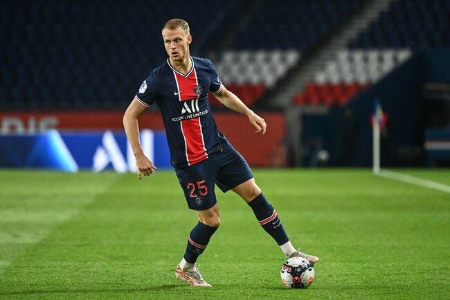 Mercato : Bakker quitte le PSG pour Leverkusen