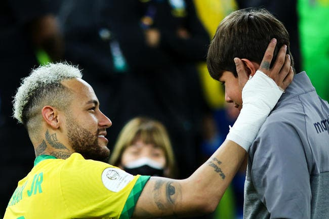 PSG : Neymar roi de la loose, l'attaque gratuite
