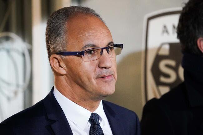 SCO : Angers annonce son maintien en Ligue 1