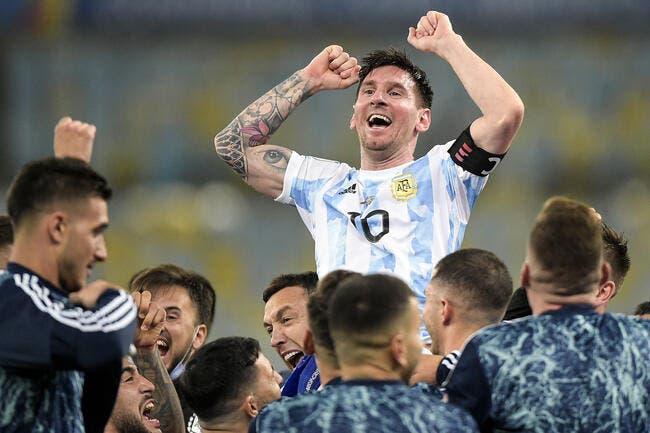 Esp : Le PSG abandonne le dossier Lionel Messi