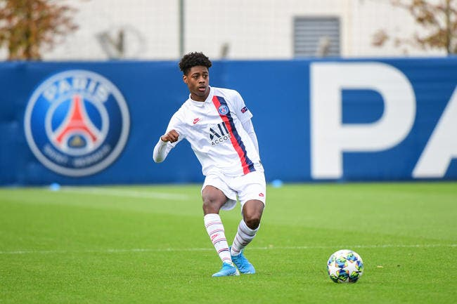 Officiel : Le PSG prête Thierno Baldé au Havre
